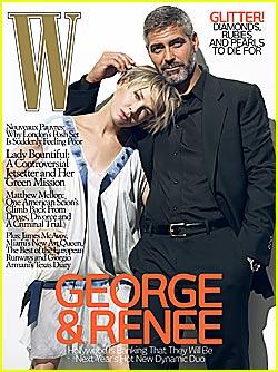 George Clooney & Renee Zellweger -