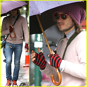 Heath Ledger is Rainbow Bright