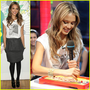 Jessica Alba's Major Operation
