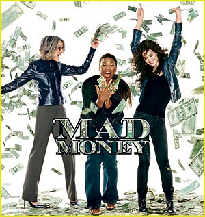 'Mad Money' Movie Poster
