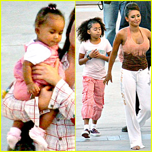 Mel B's Adorable Daughters