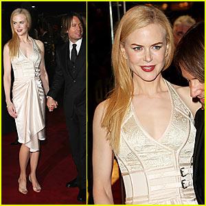 Nicole Kidman @ 'Golden Compass' Premiere