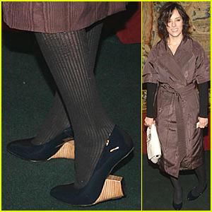 Parker Posey's Fashion Backward Footwear