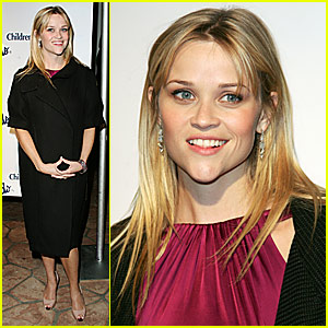 Reese Witherspoon @ Beat the Odds Awards 2007