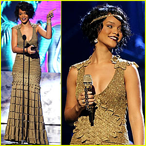 Rihanna's AMAs Performance