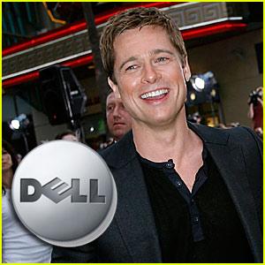 Brad Pitt Dell Commercial?