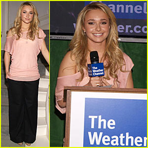 Hayden Panettiere is the Next Angelina Jolie