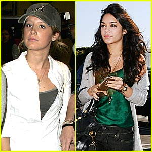 A Hudgens-Tisdale Shopping Spree