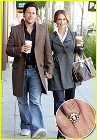 Jennifer Love Hewitt's Engagement Ring