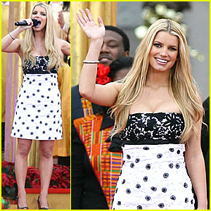 Jessica Simpson's Christmas Day Special