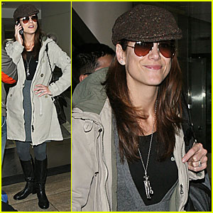Kate Walsh is Home for the Holidays