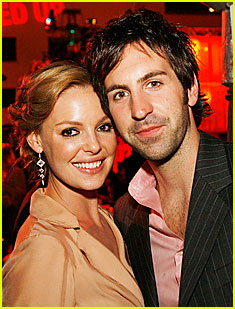 Katherine Heigl is a Married Woman