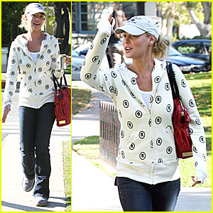 Katherine Heigl - Byebyebye to Singlehood
