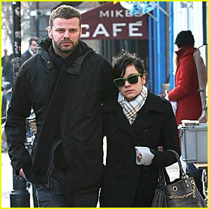 Lily Allen: Let the Baby Bump Watch Begin!