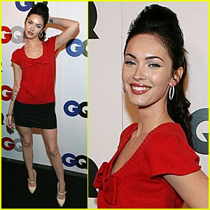 Megan Fox @ GQ Men of the Year Awards 2007