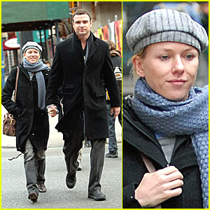Naomi Watts is a Downtown Girl