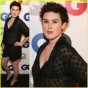 Rumer Willis @ GQ Men of the Year Awards 2007