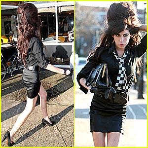 Amy Winehouse Finally Says