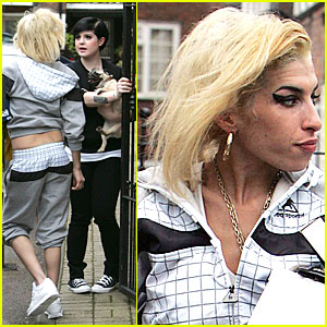 Amy Winehouse & Kelly Osbourne: BFFs Forever