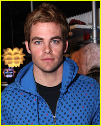 Chris Pine: The New Captain Kirk Speaks!