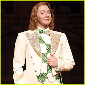Clay Aiken in Spamlot -- FIRST PICTURE