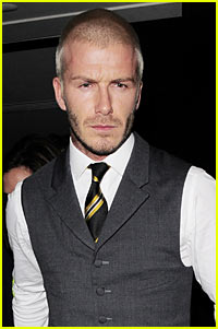 David Beckham: Have a Bloggy New Year!