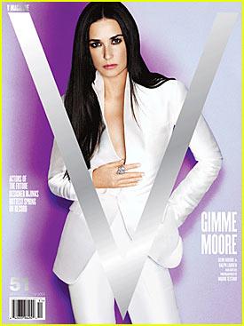 Demi Moore -