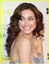Emmy Rossum Talks Dragonball