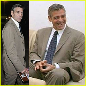 George Clooney: Peace Out