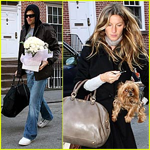 Gisele Bunchen Nurses Tom Brady Back to Health