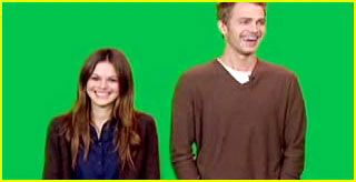 Hayden Christensen &amp; Rachel Bilson: Teens For Jeans