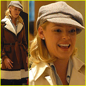 Katherine Heigl in 27 Coats