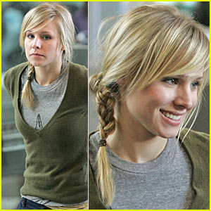Kristen Bell Bounces Out of LA