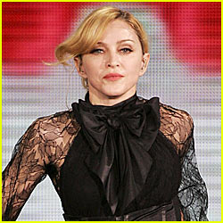 Madonna Spends $10K Per Month on Water