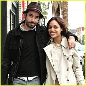 Rosario Dawson with Single