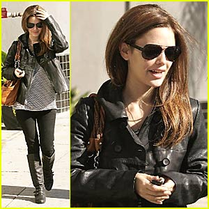 Rachel Bilson: Hair Well Done