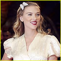 Scarlett Johansson is Mary, Queen of Scots