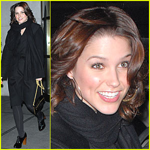 Sophia Bush Hearts New York