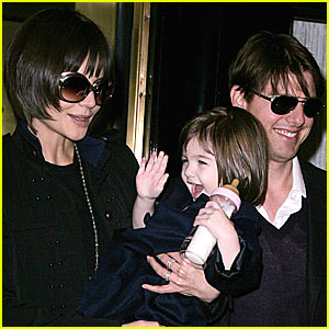 Suri Cruise: Got Milk?