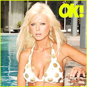 Tara Reid: Welcome to Bali-wood