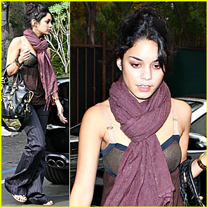 Vanessa Hudgens' Studio Magic