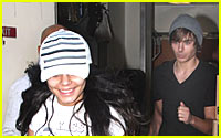 Zanessa: Home from the Hospital