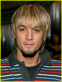 Aaron Carter: Arrested for Pot!