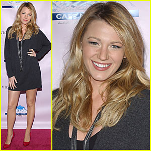 What is Sexy?  Blake Lively.