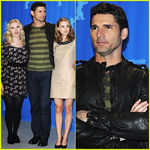 Eric Bana: Scarlett & Natalie Love Each Other