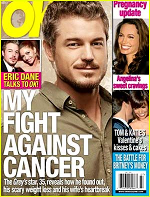 Eric Dane's Skin Cancer Scare