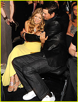 Fergie @ Grammys 2008