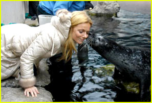 Geri Halliwell: Seal You're Be There