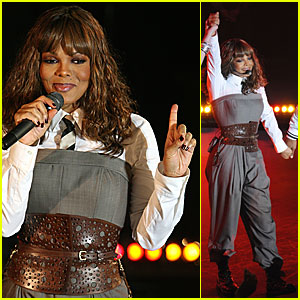Janet Jackson: Good Morning America!