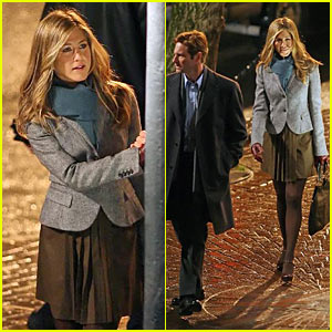 Jennifer Aniston Keeps Traveling and Traveling